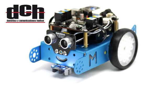 CLP2018: robótica educativa por parte de Hodisei